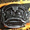 Mohican Trail 100 Buckle 2014