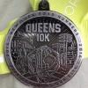 Queens 10K Medal 2014