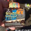 Rock n Roll San Diego Half Marathon Medal 2014
