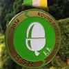 Round Sheffield Run Medal 2014