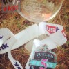 Fueled By Fine Wine Half Marathon Medal – 2014 – Run It Fast