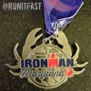 Ironman Maryland Medal (2014)