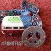 Mellow Marathon Medal – 2014 – Run It Fast