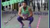 Shia LaBeouf Metamarathon Squat in Amsterdam – Run It Fast