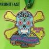 Tupelo Marathon Medal – 2014 – Run It Fast