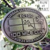 100 Mile Club EC 100 Buckle 2014 Joshua Holmes – Run It Fast