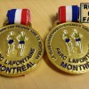 Classique du Parc La Fontaine 10K Medal 2014 – Run It Fast