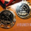 Escalante Canyons Marathon Medal 2014 – Run It Fast
