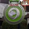 Ikano Robin Hood Half Marathon Medal 2014 – Run It Fast