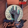 Wicked 10K Medal (2014)