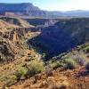 Zion 100 Course Photo 2015 – Run It Fast