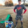 Aaron DeBord at Virginia Beach Distance Races 50K/100K