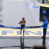 Japan's Yuki Kawauchi won the men's 2018 Boston Marathon