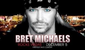 Bret Michaels Rock N. Roll Las Vegas Marathon