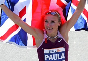 Paula Radcliffe World Marathon Record Holder