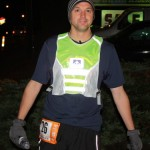 Scott Miller Waiting to Run Leg #11 (Ragnar Relay TN 2010)
