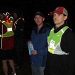 Garth Bentley and Joshua Holmes (Ragnar Relay TN 2010)