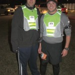 Kirk Catron and Travis Lampley (Ragnar Relay TN 2010)