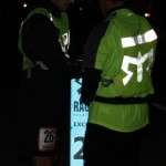 Joshua Holmes Taking Baton from Brandon Piacine (Ragnar Relay TN 2010)