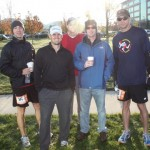 Brandon Piacine, Chad Richardson, Scott Miller, Garth Bentley, Chris Estes (Ragnar Relay TN 2010)