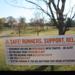 Ragnar Safety (Ragnar Relay TN 2010)