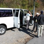 Bumpshack Racing  Van #2 (Ragnar Relay TN 2010)