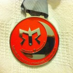 Ragnar Relay Tennessee Medal (Ragnar Relay TN 2010)