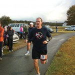 Kirk Catron Finishing Leg #6 (Ragnar Relay TN 2010)