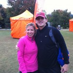 Jennifer Vailes Jones and Joshua Holmes (Ragnar Relay TN 2010)