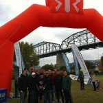 Bumpshack Racing Star Line Photo - Full Team (Ragnar Relay TN 2010)