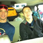 Chris Estes and Brandon Piacine (Ragnar Relay TN 2010)