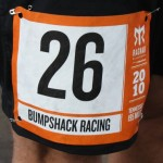 Bumpshack Racing  Bib Team 26 (Ragnar Relay TN 2010)