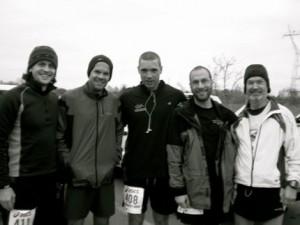 2011 Greenway Marathon - Nashville Tennessee
