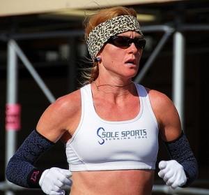 Sally Meyerhoff elite marathon killer in crash