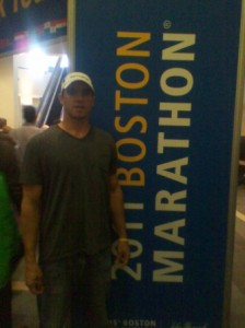 Boston Marathon (2011) - Chris Estes - Run It Fast