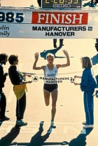 9-Time NYC Marathon Champ Grete Waitz