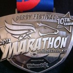 Kentucky Derby Festival Medal 2011