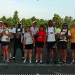 Vol State Runners at Start 2011