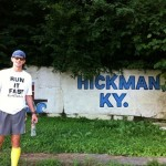 DAY 1 VOL STATE ROAD RUN JOSHUA HOLMES HICKMAN, TN