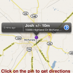 GPS Location Vol State 2011