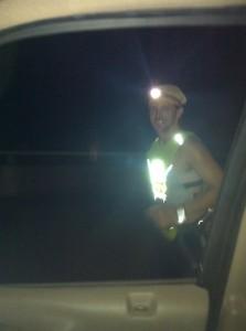 About 2am, Somewhere around Manchester Vol State 2011