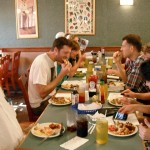2011 Vol State - The Last Supper - Abi Meadows, Laz Lake, Joe Ninke, Carl Laniak