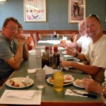 2011 Vol State - The Last Supper - John Price, Mike Matteson, Shannon Burke