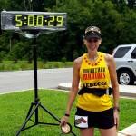 BITS Rebecca 'Marathon Maniac' Stevens