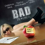 Cameron Diaz - 'Bad Teacher' Movie Poster