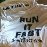 Vol State 500K: Run It Fast Tech Shirt