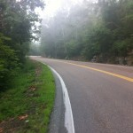 Vol State 500K: Running Up Sand Mountain in Alabama