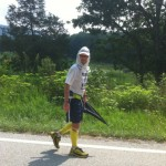 Vol State 500K: Walking Towards the Climb Up Monteagle