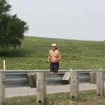 Vol State 500K: Joshua Holmes Leaving Wartrace, TN