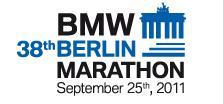 38th BMW BERLIN MARATHON